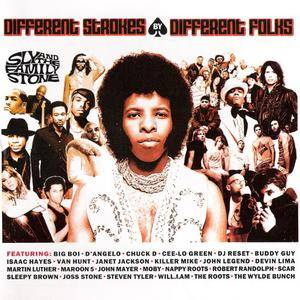 Sly & The Family Stone - Different Strokes By Different Folks (2006) {Epic Legacy}