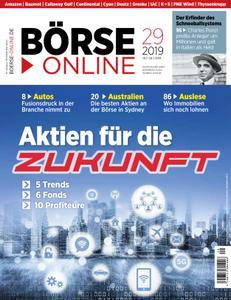 Börse Online - 20. Juli 2019