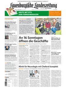 Lauenburgische Landeszeitung - 12. Januar 2018