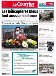 Le Courrier de l'Ouest Angers – 10 avril 2020