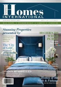 Perfect Homes International - Issue 17 - Spring 2017