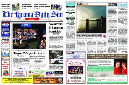 The Laconia Daily Sun – April 23, 2019