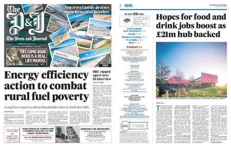 The Press and Journal Moray – May 21, 2021