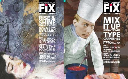 Photoshop Fix Magazine