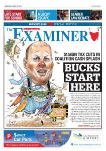 The Examiner - April 3, 2019