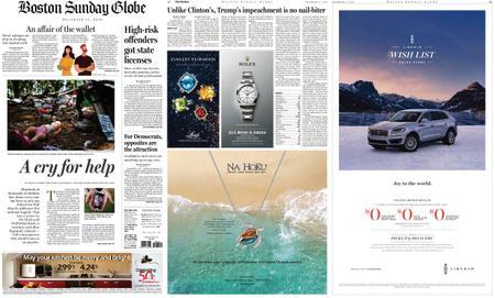 The Boston Globe – December 15, 2019