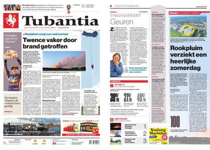 Tubantia - Enschede – 02 juli 2018