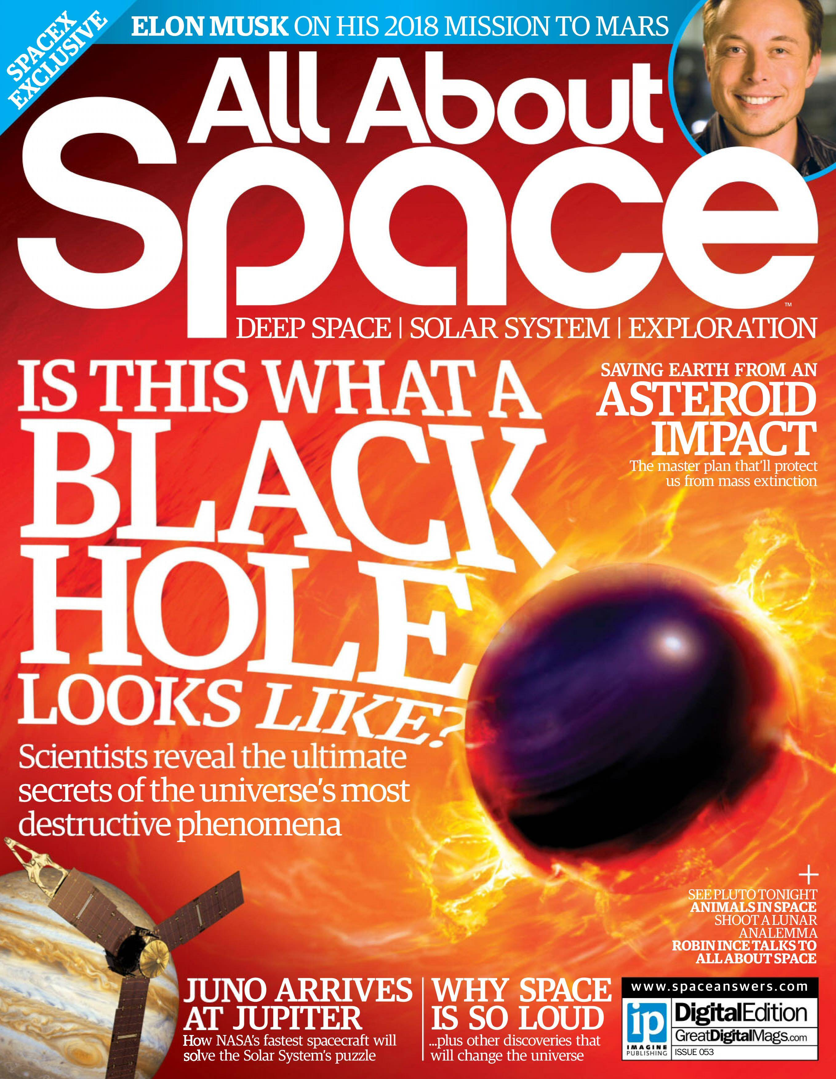 All About Space - August 2016