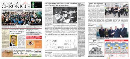 Gibraltar Chronicle – 22 December 2017