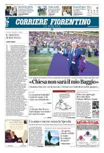 Corriere Fiorentino La Toscana – 08 giugno 2019