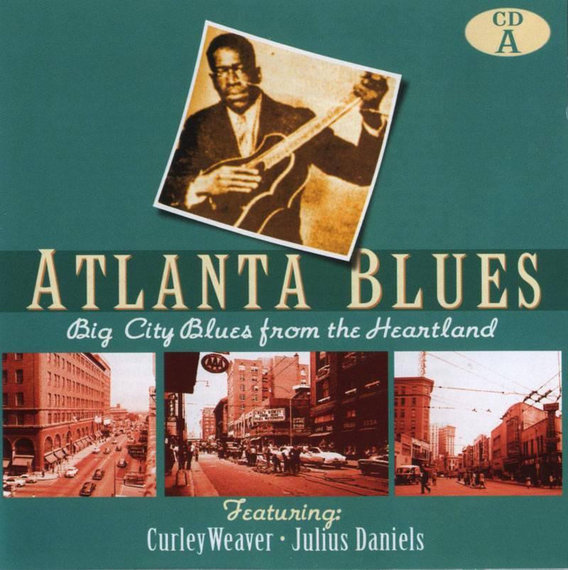 VA - Atlanta Blues: Big City Blues From The Heartland (2005) [4CD Box Set] Repost