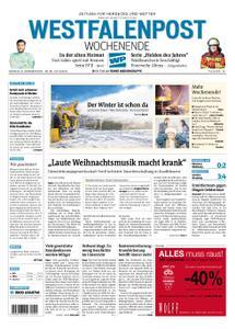 Westfalenpost Wetter - 15. Dezember 2018