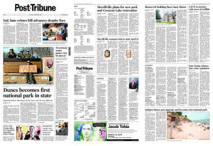Post-Tribune – February 19, 2019