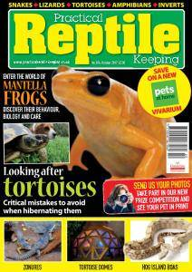 Practical Reptile Keeping - Issue 104 - October 2017