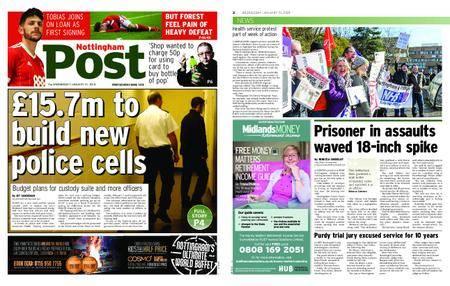 Nottingham Post – January 31, 2018