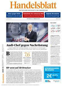 Handelsblatt - 21. Februar 2018