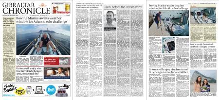 Gibraltar Chronicle – 15 December 2018