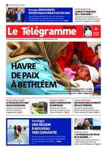Le Télégramme Auray – 22 décembre 2019