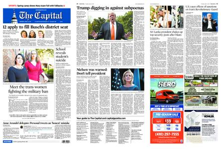 The Capital – April 25, 2019