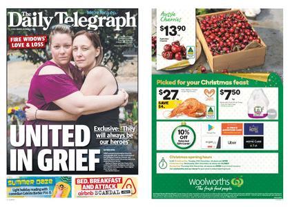 The Daily Telegraph (Sydney) – December 23, 2019