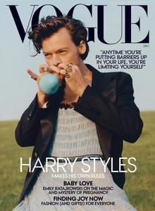 Vogue USA - December 2020
