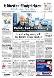 Lübecker Nachrichten Bad Schwartau - 30. Januar 2019