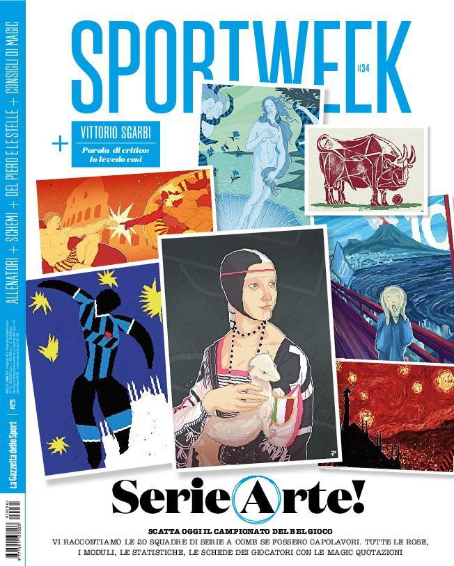 SportWeek N.34 – 24 Agosto 2019