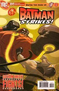 Batman Strikes 020