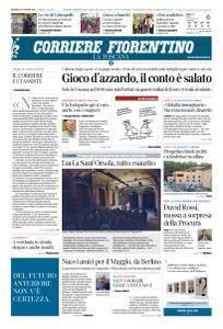 Corriere Fiorentino La Toscana - 13 Ottobre 2017