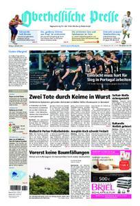 Oberhessische Presse Hinterland - 04. Oktober 2019