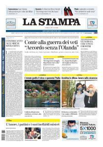 La Stampa Imperia e Sanremo - 19 Luglio 2020