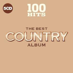 VA - 100 Hits: The Best Country Album (5CD, 2018)