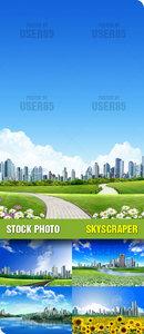 Stock Photo - Skyscraper