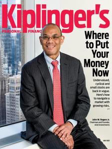 Kiplinger's Personal Finance - July 2021