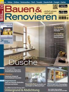 Bauen und Renovieren No 11 12 – November Dezember 2016