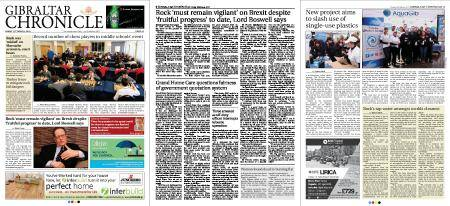 Gibraltar Chronicle – 16 March 2018