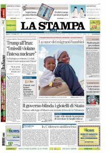 La Stampa Imperia e Sanremo - 14 Ottobre 2017