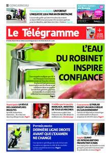 Le Télégramme Concarneau – 04 février 2020