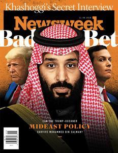 Newsweek USA - November 09, 2018