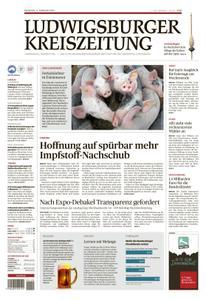 Ludwigsburger Kreiszeitung LKZ - 02 Februar 2021