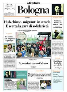 la Repubblica Bologna – 12 giugno 2019