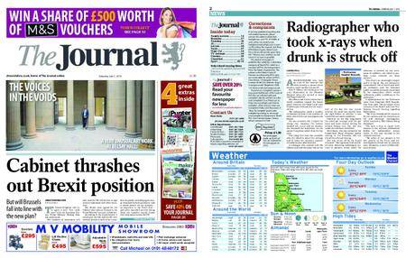 The Journal – July 07, 2018