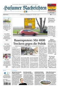 Husumer Nachrichten - 15. November 2019