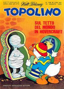 Topolino 1185 - Topolino e le rapine a domicilio (08-1978)