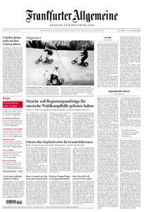 Frankfurter Allgemeine Zeitung F.A.Z. mit Rhein-Main Zeitung - 18. Mai 2019