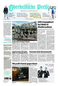 Oberhessische Presse Hinterland - 16. Oktober 2017