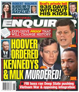 National Enquirer – February 11, 2019