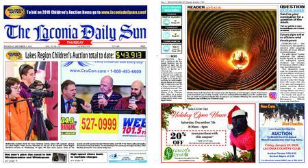 The Laconia Daily Sun – December 05, 2019