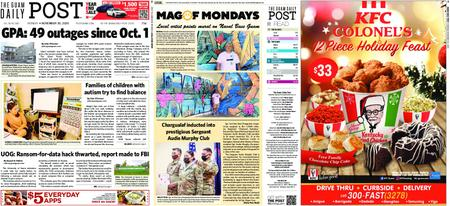 The Guam Daily Post – November 30, 2020
