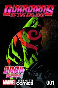 Guardians of the Galaxy Infinite Comic 001 2013  cover digital